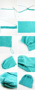 Easy Diy Easy Diy Crochet Hats 2 Ways Gathering Beauty