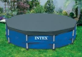 above ground pool covers. 15ft X 10in Round Pool Cover Above Ground Covers