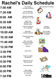 Daily Routine Chart For 9 Year Old Daily Routine Kids Schedule Daily Schedule Kids Daily
