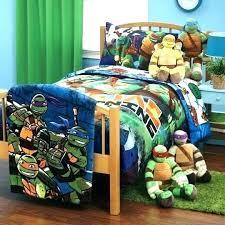 Teenage Mutant Ninja Turtle Bed Set Ninja Turtle Comforter Set T ...