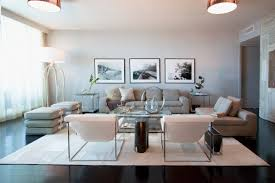 Modern Living Room For Apartment Decoration Interior Design Living Room Apartment Contemporary As