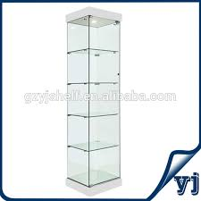Free Standing Display Cabinets Hiq Free Standing Display Stand And Glass Perfume Display Cabinet 11