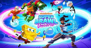 Nickelodeon Fighting Game All-Star ...