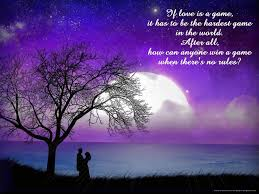 Natural Love Quotes Night moon couple love quotes Free Desk Wallpaper 83