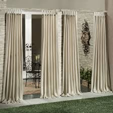 outside patio curtains