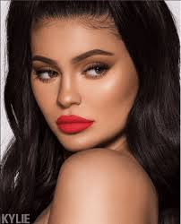 kylie jenner s new lipstick collection inspired by my stormi makeup look 2018 kyliejenner news