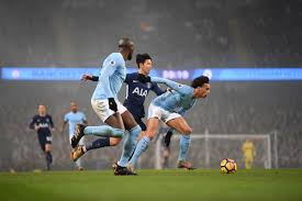 We found streaks for direct matches between manchester city vs tottenham. Tottenham 1 3 Man City Final City Too Much For Spurs Fall At Wembley Cartilage Free Captain