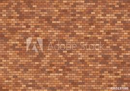 old brick wall background red bricks
