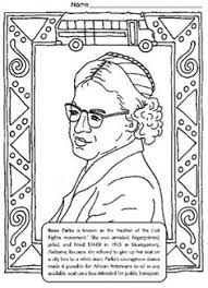 Small Picture FREE Black History Coloring Pages w Biographies Activities 71