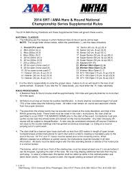 2014 Srt Ama Hare Hound National Championship Series Pages 1