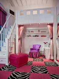 bedroom designs for girls with bunk beds. Girls Loft Bed Teen Room Ideas Bedroom Designs For With Bunk Beds G