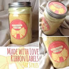 The Worldlabel Mason Jar Label Design Contest Worldlabel Blog