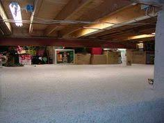 Crawl Space Finished Crawl Storage D99
