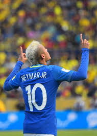 The ruling copa america is fleeing the champions league qualifiers. Ecuador Vs Brazil 0 3 01 09 2016 Neymar Jr Neymar Brasil Neymar