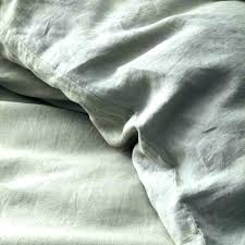 west elm linen duvet flax cover stonewashed french rev
