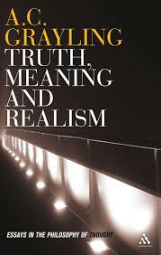 truth meaning and realism essays in the philosophy of thought  truth meaning and realism