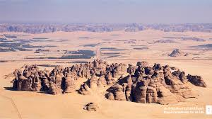 Desert Designs Saudi Arabia Jean Nouvel Is Designing A Luxury Resort In The Saudi
