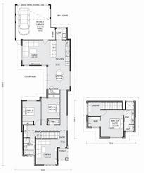 house plans for narrow blocks nsw awesome narrow lot homes and house plans in perth