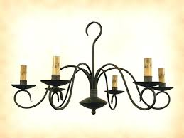 wrought iron candle chandelier uk candles round