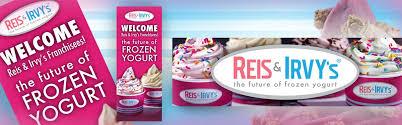 Frozen Yogurt Vending Machine Franchise Best Resources REIS IRVY'S