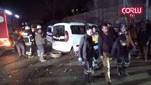 Işık İhlali Kazaya Neden Oldu, 2 Yaralı - TEKİRDAĞ - Çorlu Haber