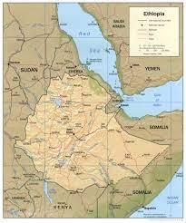 جغرافيا إثيوبيا - ويكيبيديا