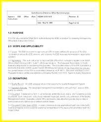Work Instruction Template How To Write Work Instructions Template Visual Work