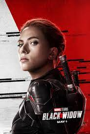 Marvel's Black Widow Character Posters
