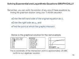 exponential equations worksheet homeschooldressage com solving exponential and logarithmic equations worksheet