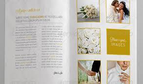 Wedding Brochures Samples 10 Beautiful Wedding Brochure Templates