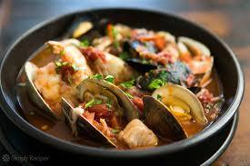 Italian Seafood Recipes