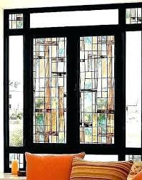 window glass cover stain glass window window glass cover city lights decorative window modern