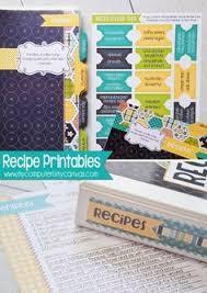 new printable recipe cards giveaway printable recipe cardsrecipe book