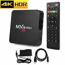 Android Tivi Box MXQ Pro 4K