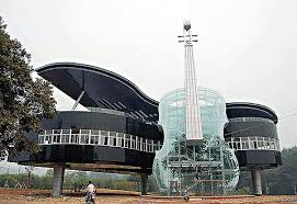 cool real architecture buildings. Simple Architecture This Is The Piano House Recently Built In An Hui Province China Architectural  Building Seems Like A Perfect Combination Of Music And Art On Cool Real Architecture Buildings