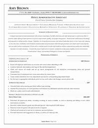 Executive Assistant Resume Bullet Points 24 Inspirational Executive Assistant Resume Sample Simple Resume 23