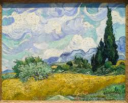 van gogh metropolitan museum of art the met