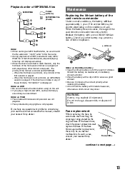 sony xplod wiring diagram cdx gt310 somurich com Sony Deck Wiring-Diagram sony cdx gt33w wiring diagram u2013 wiring diagram and schematic 248