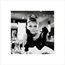 Audrey Hepburn Poster Kunstdruck ...