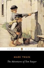 the adventures of tom sawyer nea adventures of tom sawyer book cover