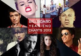 Billboard Year End Charts 2013 Najlepsi W Muzyce Rockowej