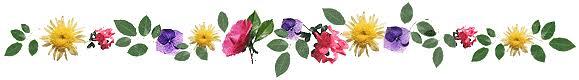 """Résultat de recherche d'images pour """"ligne de fleurs"""""""