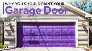 painting garage doorWhy You Should Paint Your Garage Door  Atlanta Painting Company