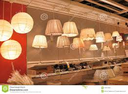 lamps and lighting fixtures in the