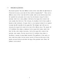 extended essay biology 3