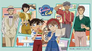 Detective Conan Cafe in Japan 2021 - Japan Web Magazine