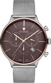 <b>Мужские часы Wainer WA</b>.19488-<b>C</b>   www.gt-a.ru