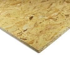 Vom fußboden bis zum dachstuhl: Obs Platte Mit Nut Und Feder 12 X 1220 X 2440 Mm