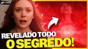 WANDAVISION REVELA TODOS OS SEGREDOS DA WANDA! - YouTube
