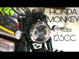 2018 honda monkey. wonderful 2018 all new honda monkey 125cc for 2018 honda monkey